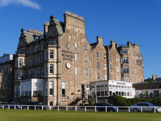 Macdonald Rusacks Hotel St Andrews Scotland