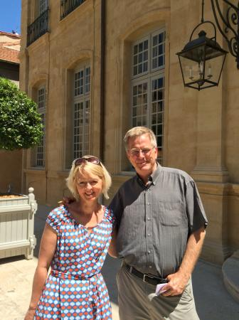 Discover Provence-Day Tours: Rick Steves visits Aix-en-Provence