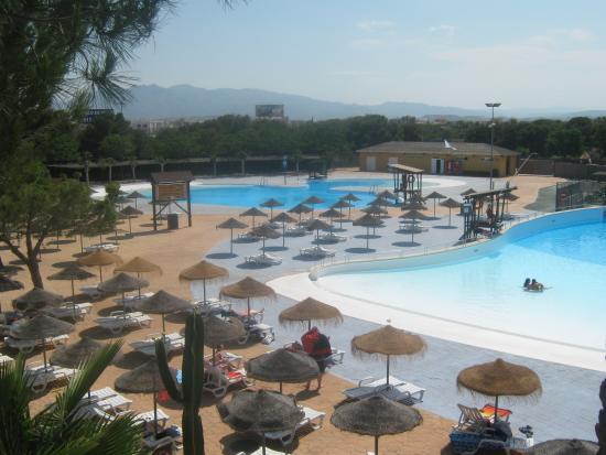 Vera, España: Pool area 2
