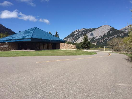 Travel Alberta Crowsnest Pass Visitor Information Centre
