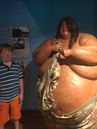 Ripley's Believe It Or Not: Great trip! The 7 d theater is a must! The maze may scare underage kids.  Lots to see and intera