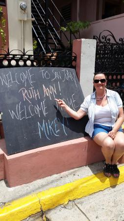 Casa Santurce: Personalized welcome!
