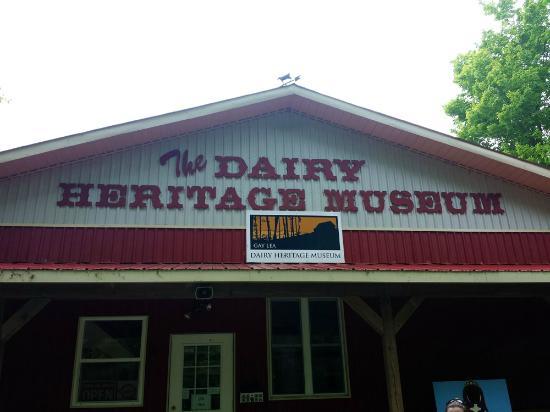Aylmer, Kanada: Museum Entrance