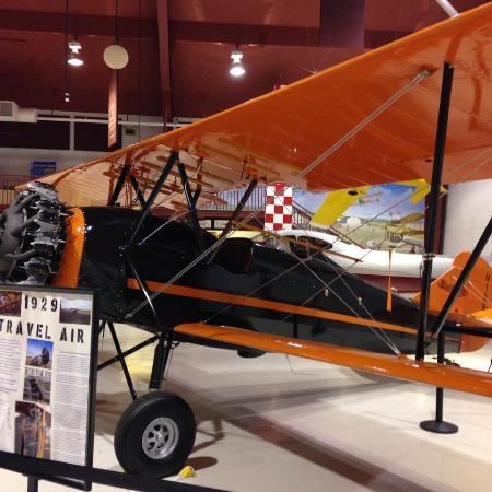 Vancouver, WA: Biplane