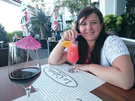La Cabana Bar & Grill : Amazing food