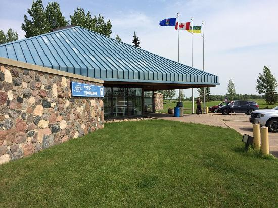 Travel Alberta Lloydminster Visitor Information Centre