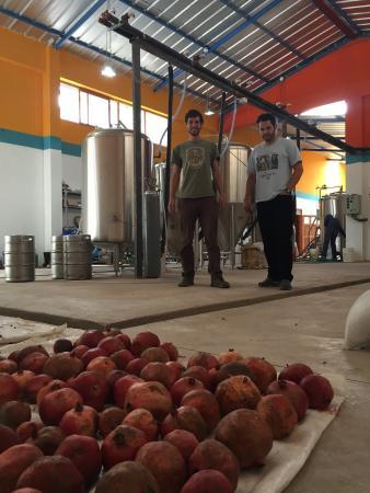 Cerveceria del Valle Sagrado: photo2.jpg