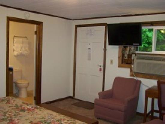 Finger Lakes Waterfall Resort: Guest room
