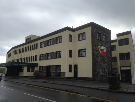 Caladh Inn Hotel