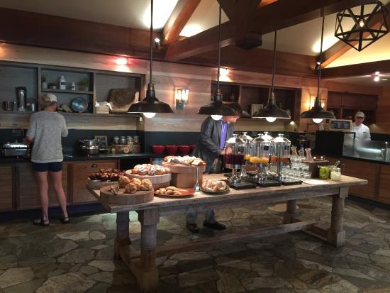 Sierra Cafe At Hyatt Regency Lake Tahoe Resort Photo0 Jpg