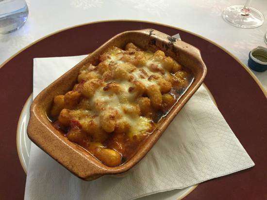 Antica Locanda e Country Chic : Gnocchi alla sorrentina