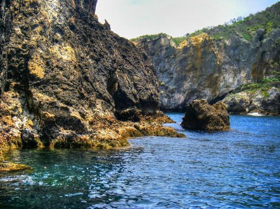 Whangarei, Nueva Zelanda: Nice rocks!