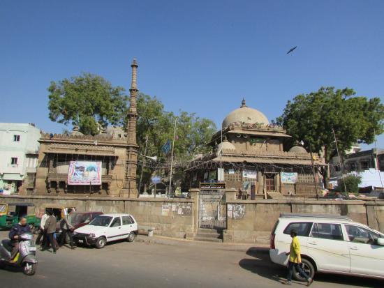 Rani Sipri's Mosque: Общий вид комплекса