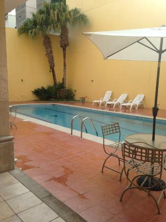 Hotel MacArthur: piscina