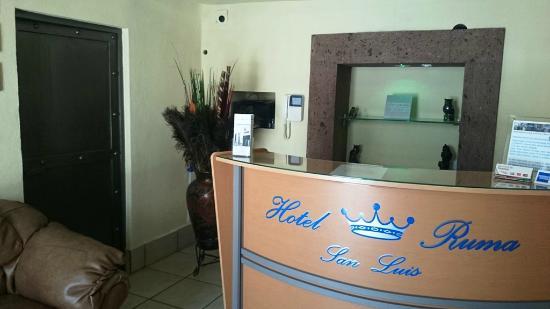 Hotel Ruma San Luis