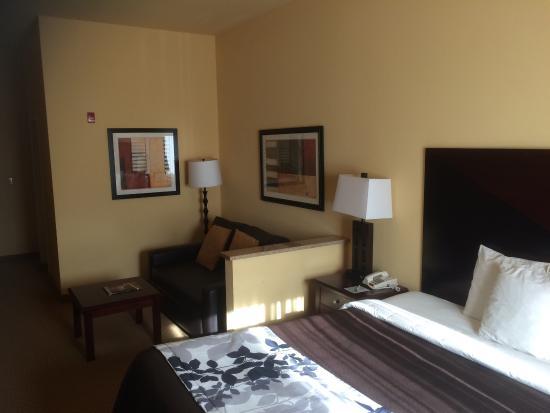 Sleep Inn & Suites Huntsville: Sleep Inn Huntsville