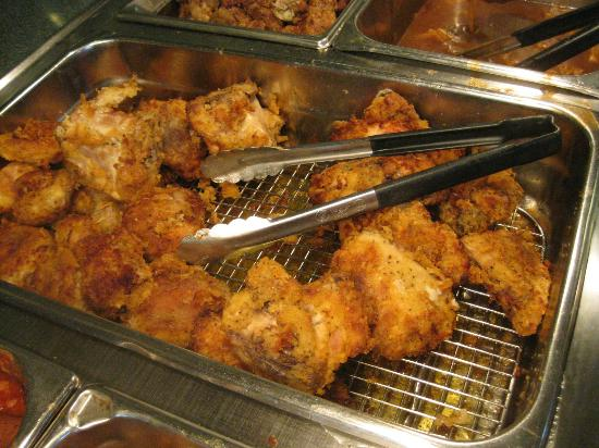 Cumberland Mountain State Park Fried Chicken