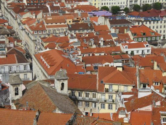 Lisbon Tour Guides: Vista de la Ciudad