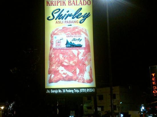 Kripik Balado Shirley