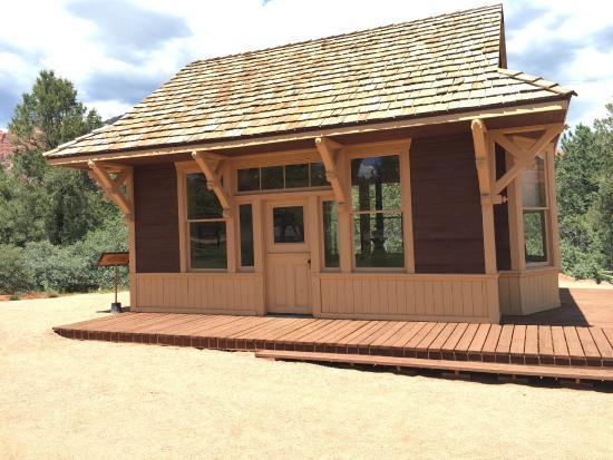 Sedona Heritage Museum: New Addition - Restored Post House