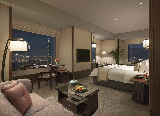 Shangri-La's Far Eastern Plaza Hotel Taipei: Premier Room