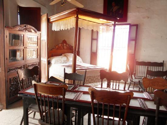 Tlacotalpan, Meksyk: la cama de agustin lara