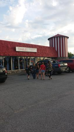 Charlie's Mongolian Barbecue: Charlie's BBQ