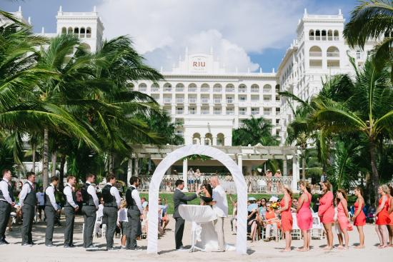 Our dream wedding come true picture of hotel riu palace pacifico hotel riu palace pacifico our dream wedding come true altavistaventures