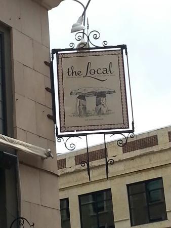 The Local Irish Pub