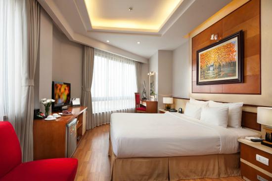 Luxeden Hotel : Suite room