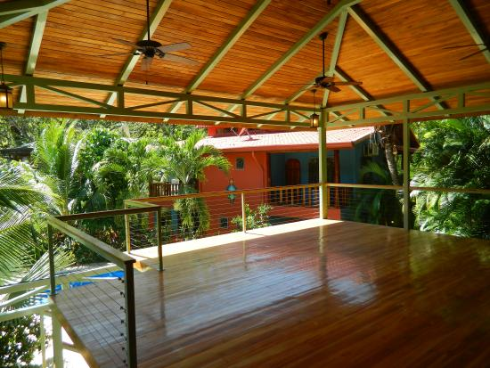 Villa Tortuga: Shaded Yoga Rancho