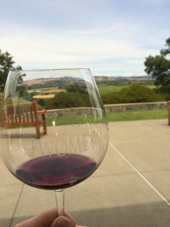 Twomey Cellars: Cheers!