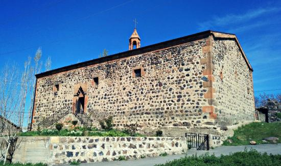 Saint Gevorg Church in Geghashen, Armenia