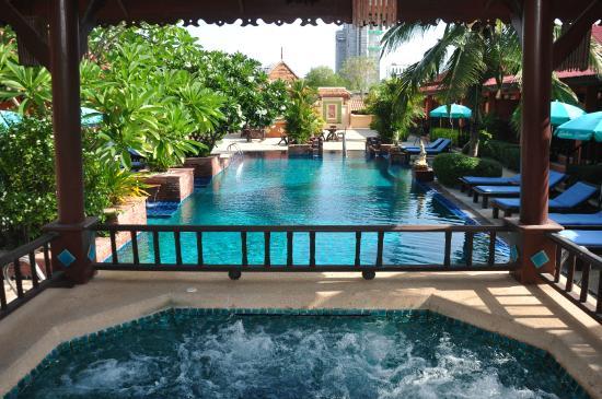 Paradise Pool - Picture of Sabai Resort, Pattaya - TripAdvisor