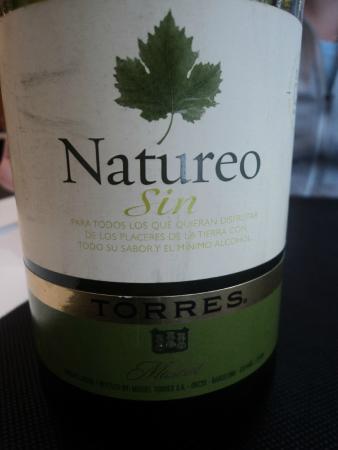 The Merlot Restaurant - Soldeu : Вкусное испанское вино
