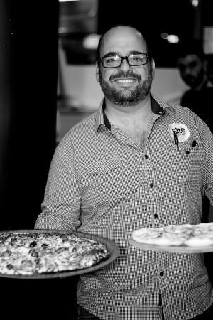 Site pizza bar