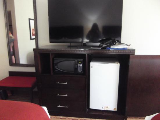 Holiday Inn Express Louisville Northeast: Great TV