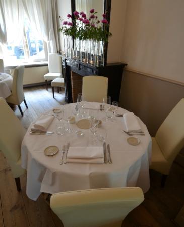 Cucinamarangon: gedekte tafel