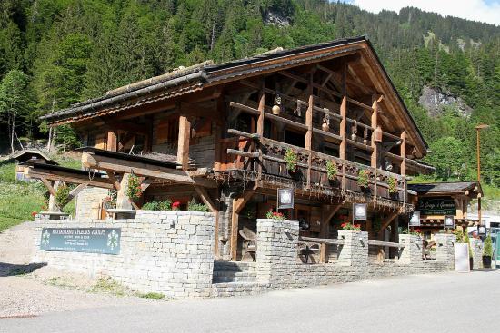 La Grange à Germaine Chalet Hôtel & Spa