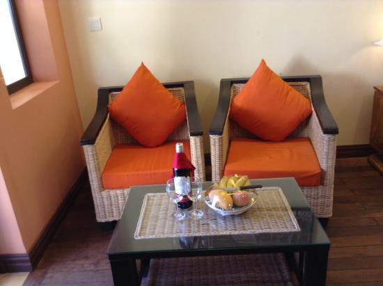 Pavillon d'Orient Boutique-Hotel: Iside room