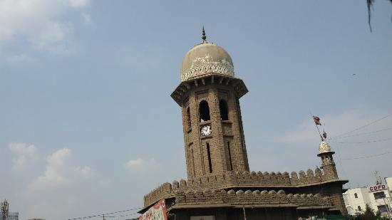 ‪Secunderabad Clock Tower‬