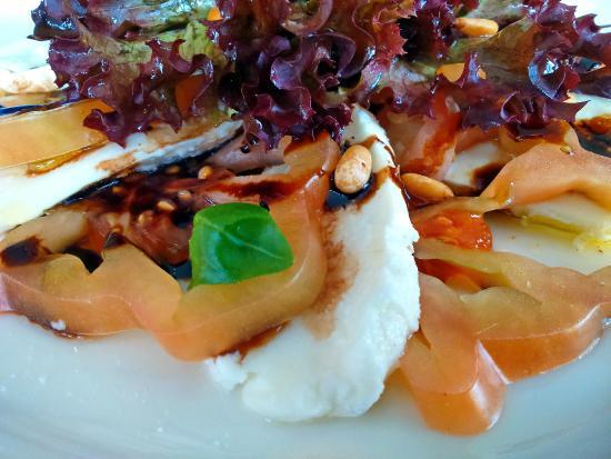 Lower Franconia, Alemania: CAPRESE Tomaten/Mozarella