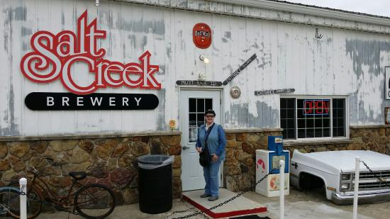 ‪Salt Creek Brewery‬