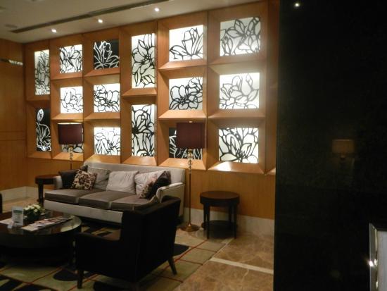 Oakwood Residence Shanghai: ラウンジ