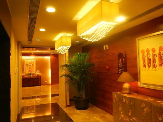 Oakwood Residence Shanghai: エントランス