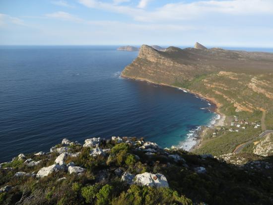 Hoerikwaggo Table Mountain Trail: Gorgeous views along the way