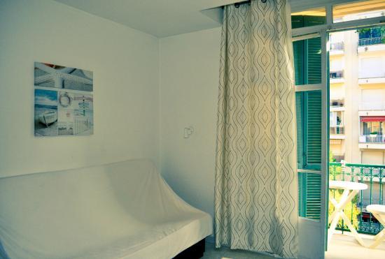 Residence France Riviera: séjour studio classique