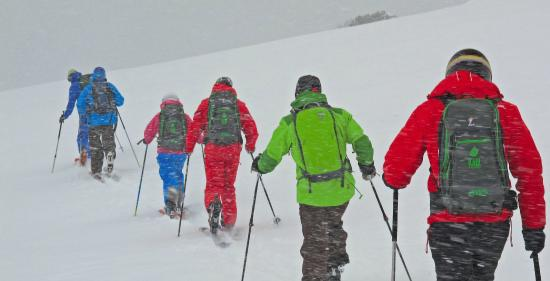 Eira Stylehotel: Ski Touring