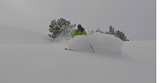 Eira Stylehotel: Powder!