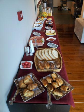Eira Stylehotel: Buffet Breakfast